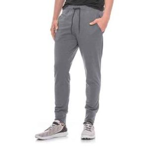 Kyodan Double Knit Jogger Pant in Gray, S - Unisex